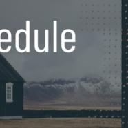 Fall Worship Schedule