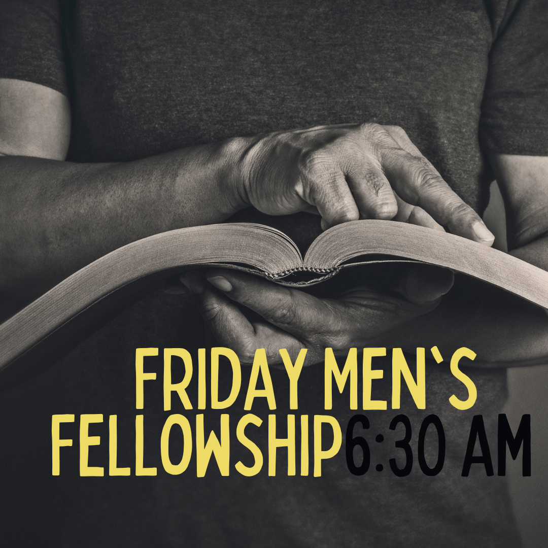 Friday Mens Fellowship @ Lahaye Ice Center